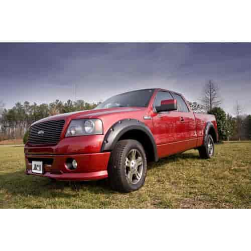 Rugged Ridge 81630.03 - Rugged Ridge All-Terrain Fender Flares