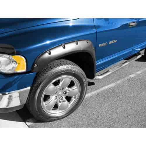 Rugged Ridge 81630.40 - Rugged Ridge All-Terrain Fender Flares