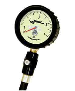 Longacre Racing 50475 - Longacre Racing Products Deluxe Tire Pressure Gauges