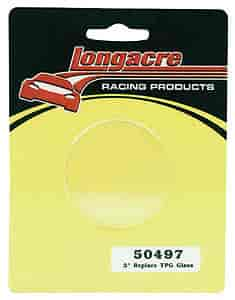 Longacre Racing 50497 - Longacre Racing Products Standard Tire Pressure Gauges