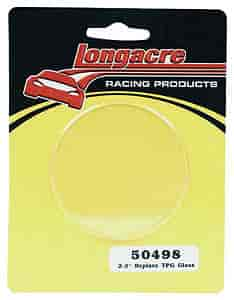 Longacre Racing 50498 - Longacre Racing Products Deluxe Tire Pressure Gauges