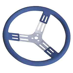 Longacre Racing 56803 - Longacre Racing Products Aluminum Steering Wheels