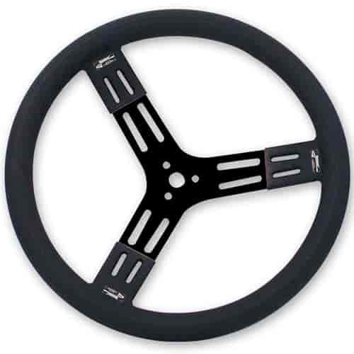Longacre Racing 56809 - Longacre Racing Products Aluminum Steering Wheels