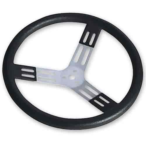 Longacre Racing 56825 - Longacre Racing Products Aluminum Steering Wheels