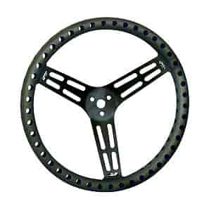 Longacre Racing 56838 - Longacre Racing Products Aluminum Steering Wheels