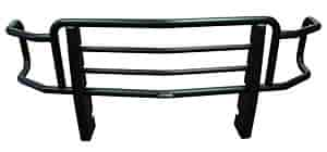 Go Industries 77666B - Go Industries Big Tex Matte Black Grille Guards