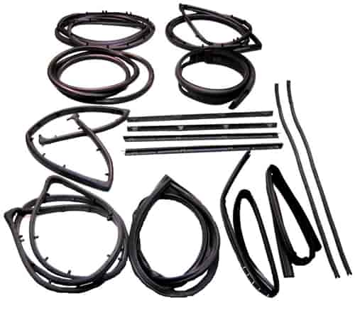 Fairchild Industries Kd4006 Complete Weatherstrip Kit 1968 1986
