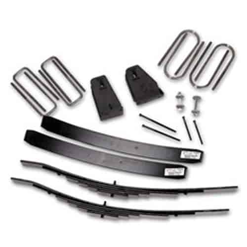 lower kitchen cabinets tuff country 22826k ez ride suspension lift kit jegs 22826
