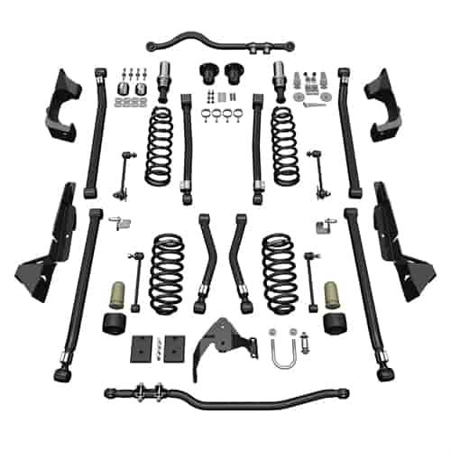 teraflex 1324000  4 in  alpine ct4 suspension system