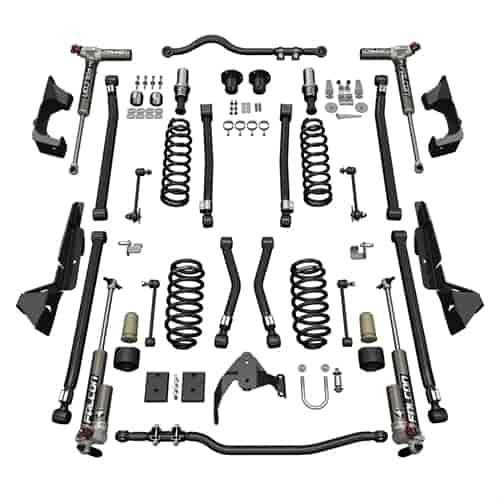 teraflex 1324033  4 in  alpine ct4 suspension system with