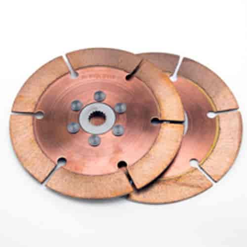 Tilton 64185-2-AA-1 - Tilton Sintered Metallic Clutches