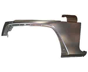Sherman Parts 023-31L - Sherman Parts 2007-09 Jeep Wrangler Panels and Parts