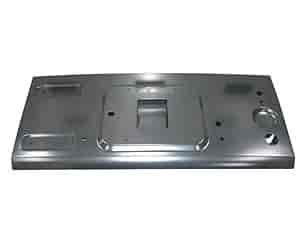 Sherman Parts 023-71 - Sherman Parts 2007-09 Jeep Wrangler Panels and Parts