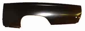 Sherman Parts 263-50L - Sherman Parts 1968-70 Plymouth Satellite/Road Runner/GTX/Belvedere Panels & Parts