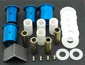 Global West 1011 - Global West Control Arm Bushings and Shafts