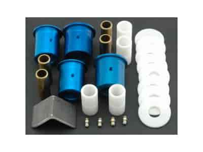 Global West 1020 - Global West Control Arm Bushings and Shafts
