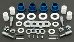Global West 1030 - Global West Control Arm Bushings and Shafts