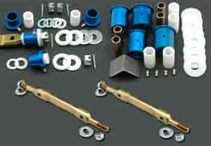 Global West 709K - Global West/Moog Control Arms Rebuild Kits