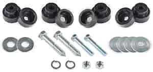 Global West 809 - Global West Interloc Body Mount Bushings