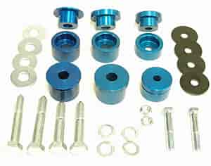 Global West 819 - Global West Interloc Body Mount Bushings
