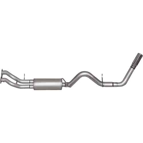 Gibson 615508 - Gibson GM Swept-Side Stainless Steel Cat-Back Exhaust