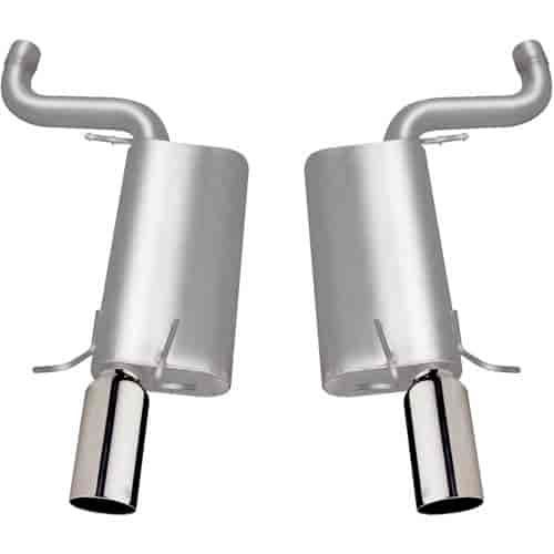 Gibson 616000 - Gibson Performance Replacement Mufflers