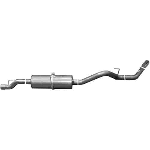 Gibson 616571 - Gibson Swept-Side Stainless Steel Cat-Back Exhaust Systems