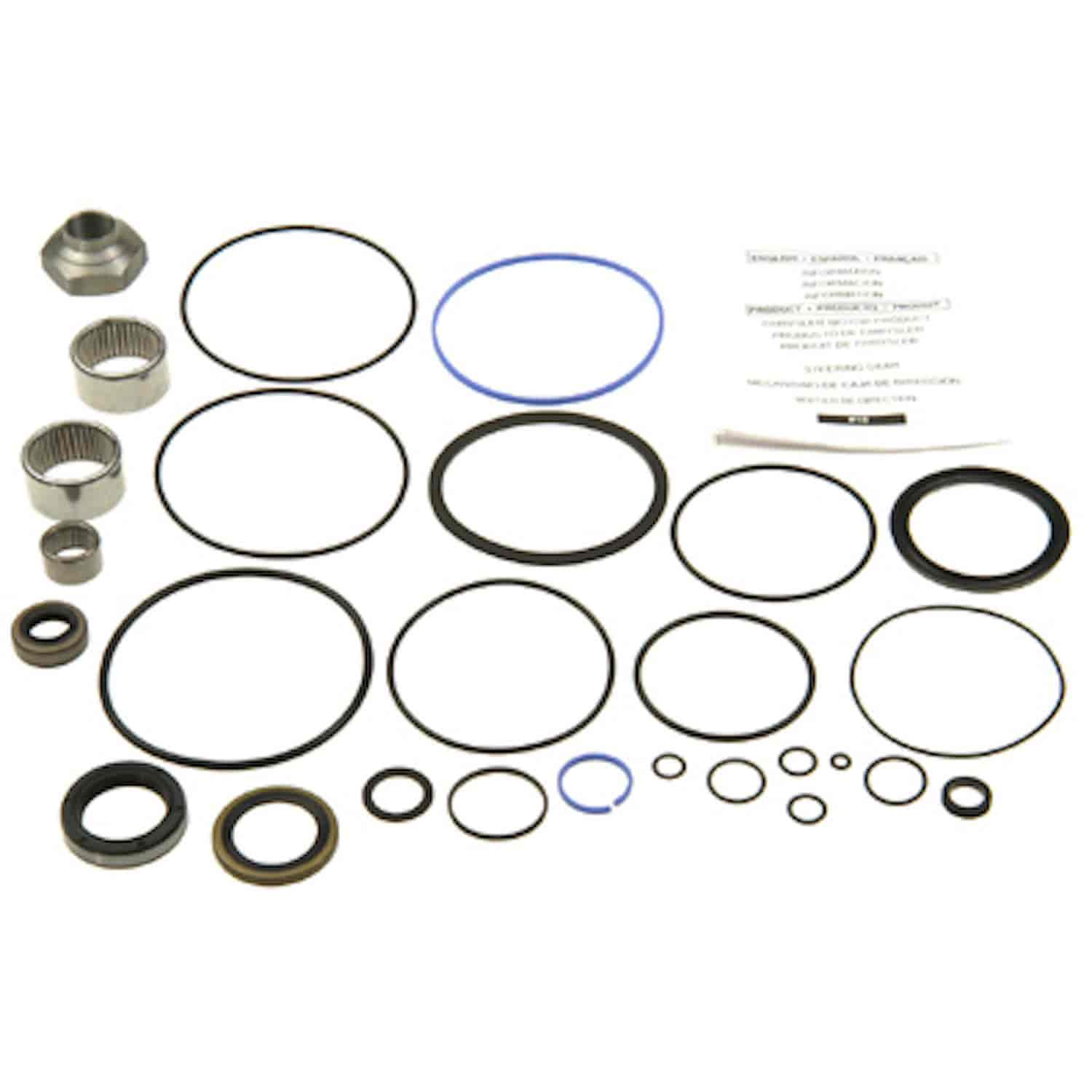 Gates 350510 Power Steering Repair Kits Jegs Wiring Diagrams Of 1962 Plymouth V8 Savoy Belvedere And Fury