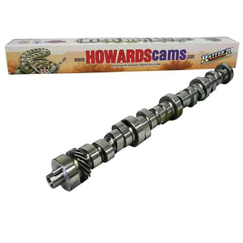 Howards Cams 248025-09: Hydraulic Roller Rattler Camshaft