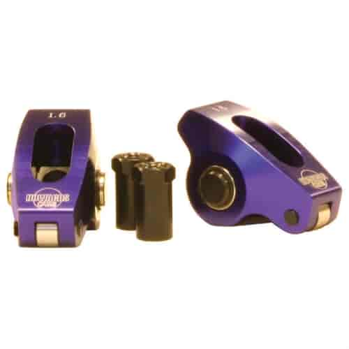 Howards Cams 90083 Billet Aluminum Roller Tip Rocker Arms