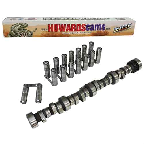 Howards Cams CL238025-09: Hydraulic Roller Rattler