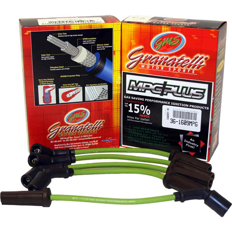 Granatelli 36 1730mpg Mpg Wires Ford Escape 6cyl 30l Coil On Plug Wiring