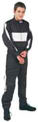 G-FORCE 4380CLGBK - G-FORCE SFI-5 GF505 Triple-Layer One-Piece Driving Suit