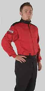 G-FORCE 4525MEDRD - G-FORCE GF525 Multilayer Driving Suit