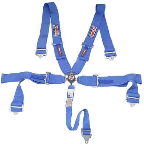 G-FORCE 7000BU - G-FORCE Pro Series Camlock Harnesses