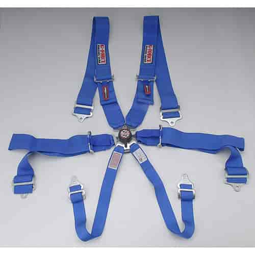 G-FORCE 7001BU - G-FORCE Pro Series Camlock Harnesses