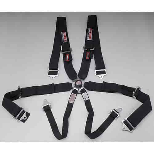 G-FORCE 7101BK - G-FORCE Pro Series Camlock Harnesses