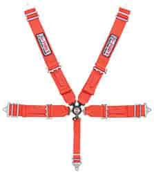 G-FORCE 7101RD - G-FORCE Pro Series Camlock Harnesses