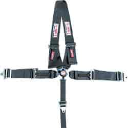 G-FORCE 7140BK - G-FORCE Pro Series Camlock Harnesses