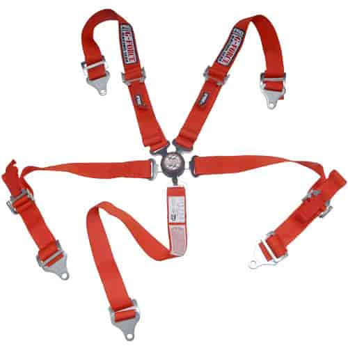 G-FORCE 7460RD - G-FORCE Jr. Racer Pro Series Camlock Harness