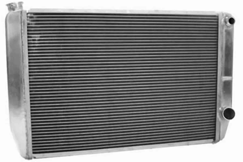 Griffin Radiators MegaCool Universal Fit Radiator Dual Pass Crossflow  Design 31