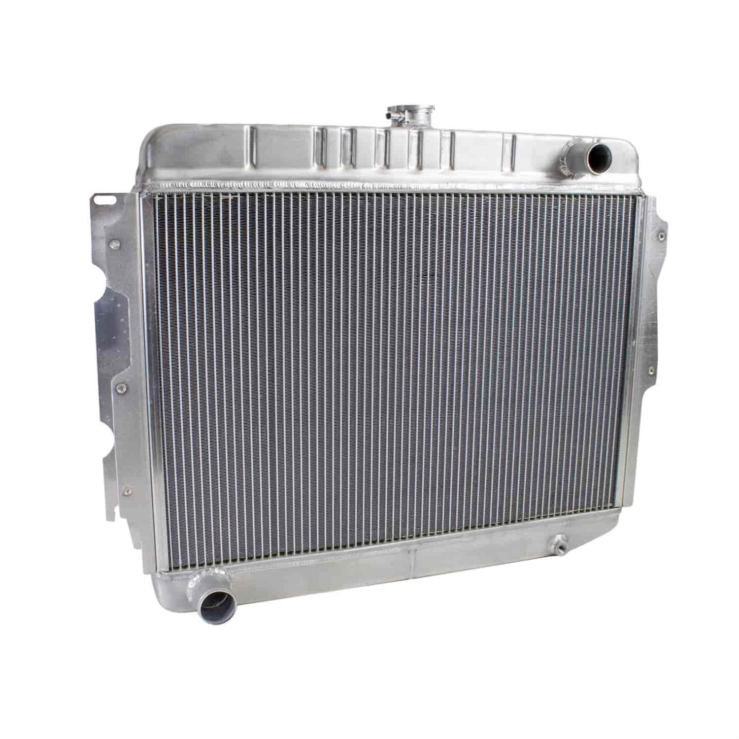 Griffin Radiators ExactFit Radiator for 1966-1969 Chrysler B Body  Belvedere/Satellite/Coronet/Charger with Big Block
