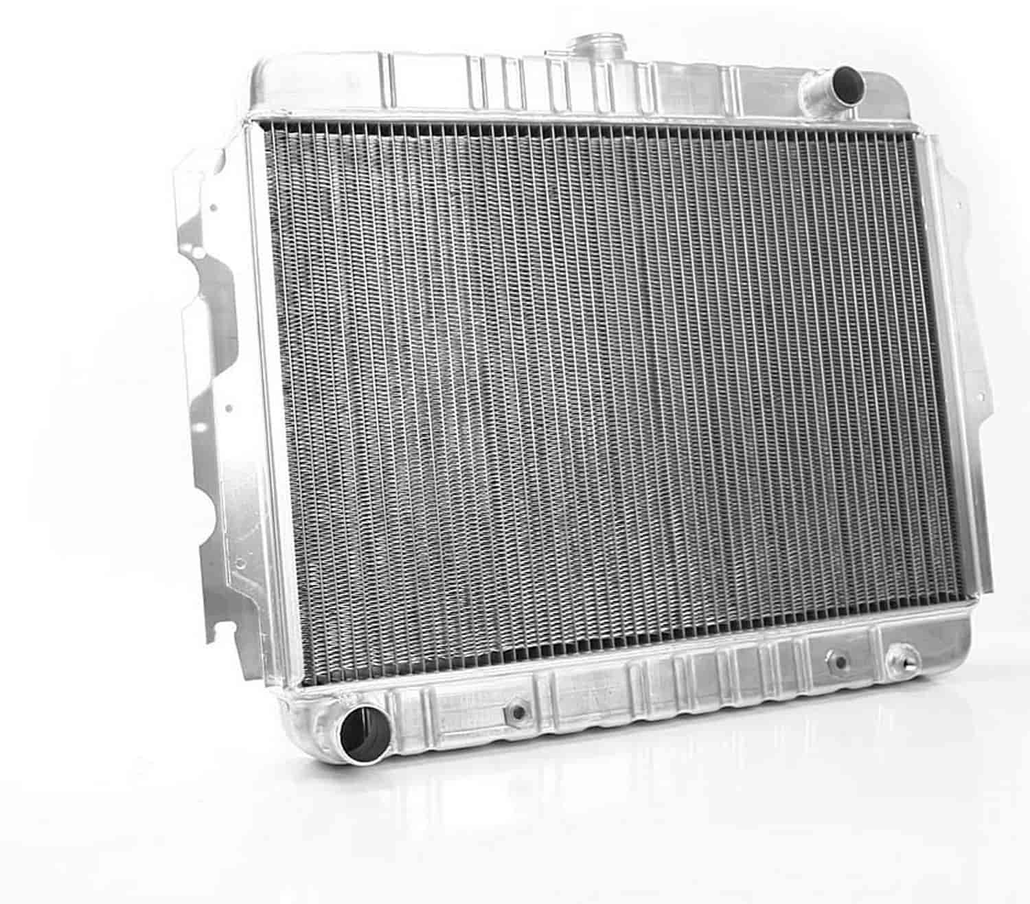 Griffin Radiators ExactFit Radiator for 1970-1973 Chrysler B Body  Charger/Coronet/Road Runner/Satellite with Big Block