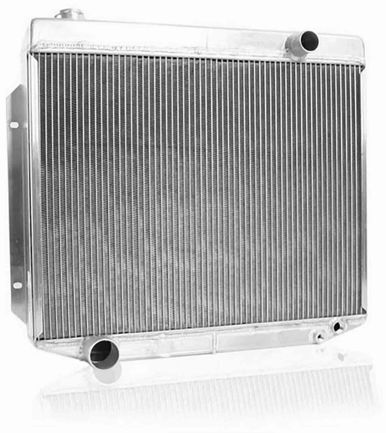 Griffin Radiators 7 00131 Exactfit Radiator For 1957 1959 Fairlane Fuel Filters