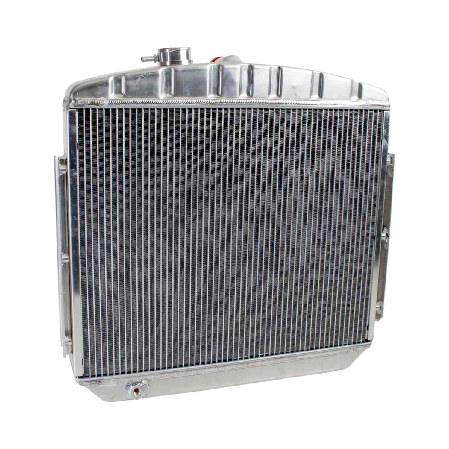 Griffin Radiators 8 70018 Performancefit Radiator 1955 1957 Tri Fuel Filters