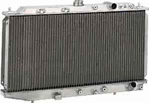 Griffin Radiators 9E-JB703-01 - Griffin Radiator - Griffin Aluminum Radiators
