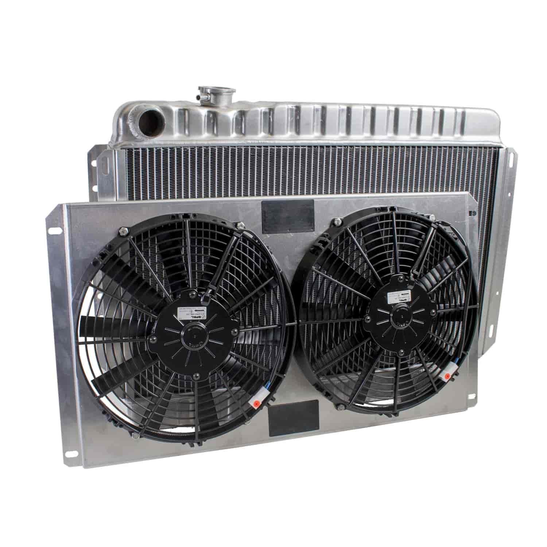Griffin Radiators Cu 00054 Exactfit Radiator Combounit For 1963 Fuel Filters
