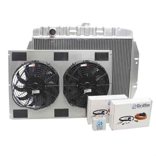 Griffin Radiators CU-00302