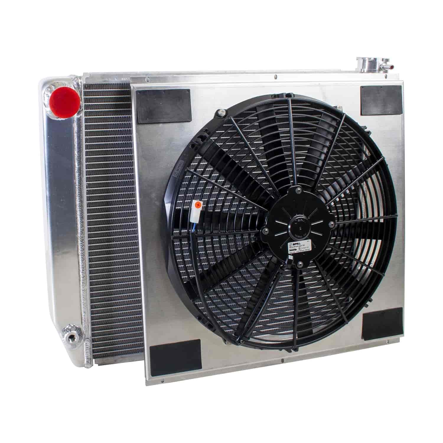 Griffin radiators cu 55202 x megacool combounit universal fit griffin radiators cu 55202 x megacool combounit universal fit radiator and fan single pass crossflow design 24 x 19 with no options jegs asfbconference2016 Image collections