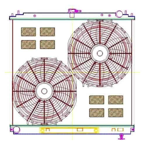 2005 nissan pathfinder transmission cooler